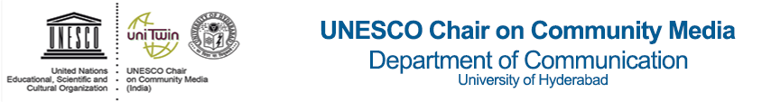 UNESCO Chair on Community Media