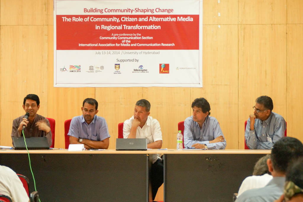 Panellists from South Asia discuss CR policy issues
