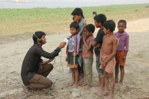 Reaching out to children from the margins