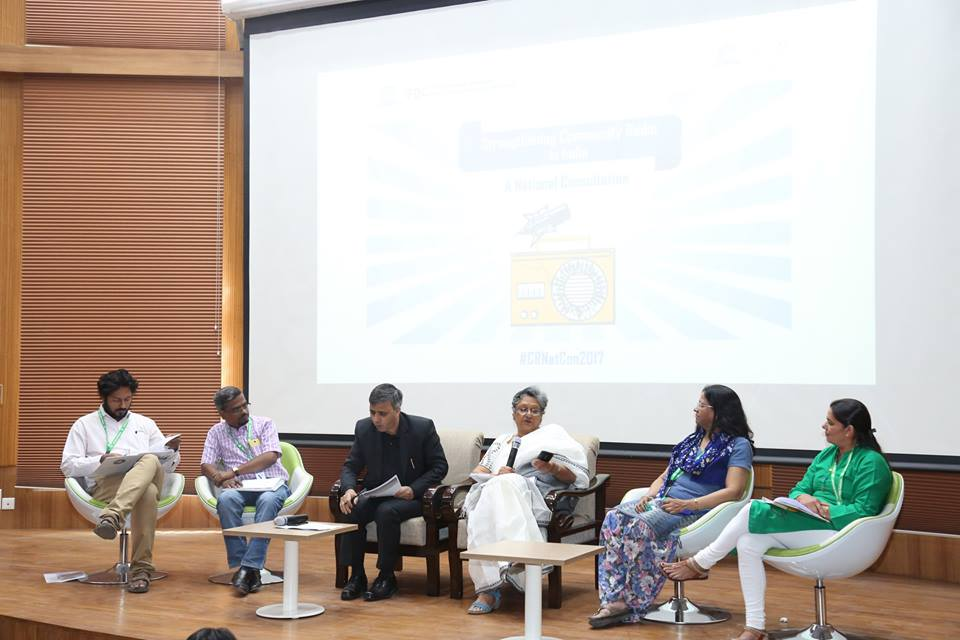 Capacity Building: a tacit need to CR extension