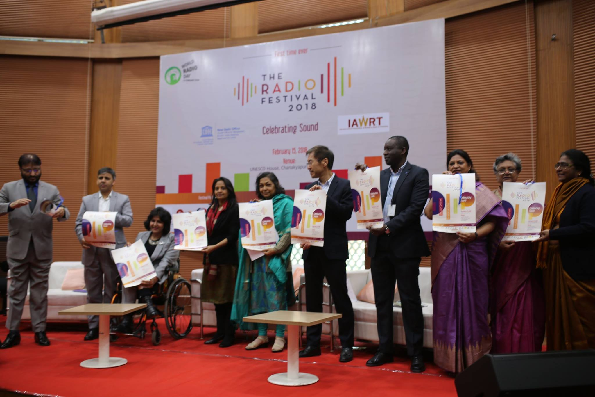 Sounds of Change – UNESCO India and IAWRT host 'The Radio Festival'